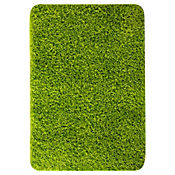 Tapete Shaggy 60x90 cm Verde