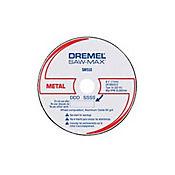 Set Disco Abrasivo Saw-Max SM510 Metal 3-pulg (75mm) x 3und