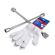 Combo de cruceta + guantes