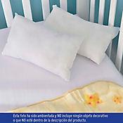Set x2 Almohadas para Bebé 20x35 cm
