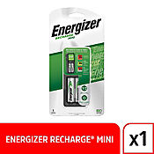 Cargador pilas Energizer +2 pilas aa 1300 mah