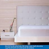 Protector colchón extra doble impermeable con cierre
