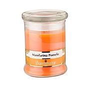 Vela vaso mediano mandarina pomelo