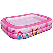 Piscina inflable princesas 200 x 150 x 50 cm