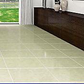 Piso Cerámico Catalina Marfil 50x50 cm Caja 1.5m2