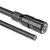SP Cable Extensión 6 P/Microcamara Inspección Tubería 1/2 3/4 Pulgadas Color Gris