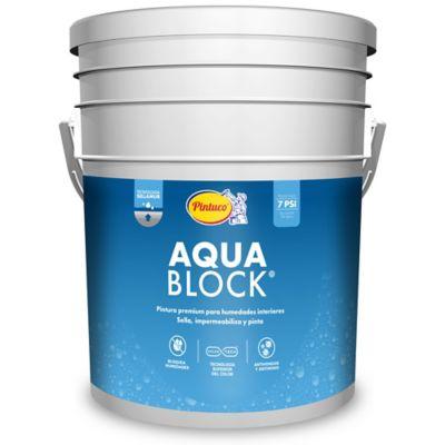 Pintura Para Interior Anti Humedad Blanco 5 Galones Homecenter