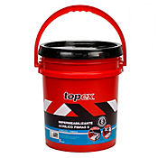 Topex Acrilico 5 5gl 23.5kg Gris