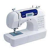 Máquina de coser computarizada 60 puntadas mesa de extensión