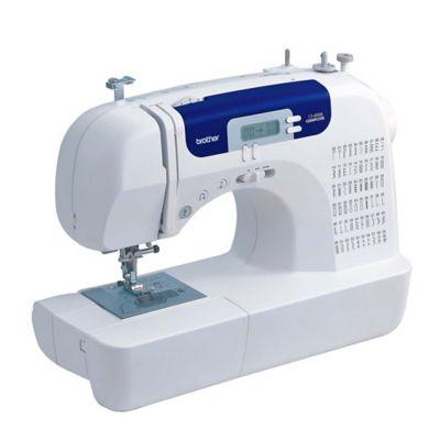 Máquina de coser computarizada 60 puntadas mesa de