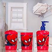Set Baño Spiderman 3 Piezas