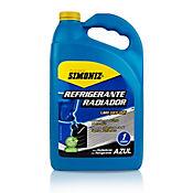 Refrigerante Radiador Coolant Azul 1gl