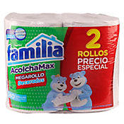 Pack x 2 Rollos Toalla Cocina Acolchamax X 240 Hojas