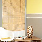 Persiana Enrollable 120x165 cm Bambú Mila