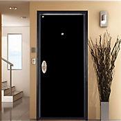 Puerta seguridad pintura electrostatica - Apertura derecha