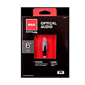 Cable de Audio Óptico Con Luz HDTV AVR 1.8mt