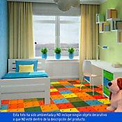 Piso Vinilo Brick multicolor ancho 2mt