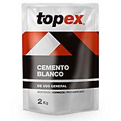 Cemento Blanco x2kg