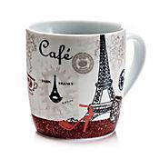 Mug 13 oz Paris Porcelana