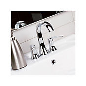 Grifería lavamanos 8 pulgadas Vaal