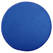Alfombra 60 cm Redonda Azul