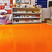 Piso Seco Naranja 30,5 x 30,5 cm Caja X 0.84m²