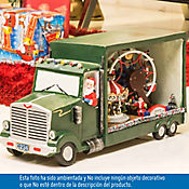 Camión Navidad Con Parque Diversión Dear Santa