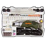 Kit Mototool 170W 8000-30000Rpm + 190 Piezas