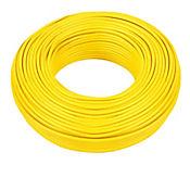 Cable #8 100m Amarillo