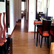 Piso arquitectónico bambú 15.2x91.4cm Caja 4.59 m2