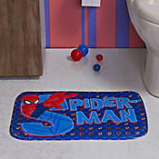 Tapete para Baño 40x60 cm Spiderman