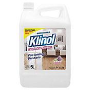 Limpiador Piso Laminado Klinol 5 Litros