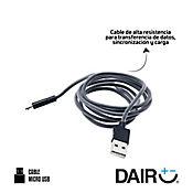 Cable Micro USB para Smartphone Carga y Datos