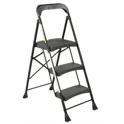 silla escalera 3 pasos met lica redline