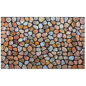 Tapete Caucho Pebble 55x90 cm