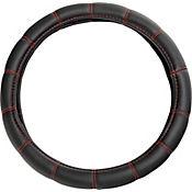 Cubre Timon Negro/Rojo