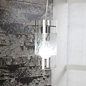 Lámpara Colgante Cilindro 1 Luz E27