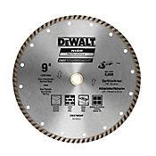 Disco Diamantado Turbo 9 Pulgadas  Ref DW47900HP