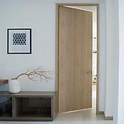 Puerta Lista Aragon 0.70x2.04 Mts. - Ap. Derecha