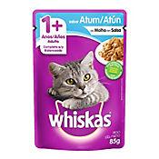 Whiskas Sobre Adulto Atun 85Gr