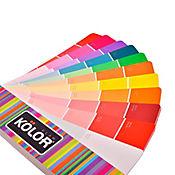 Abanico de kolor