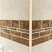 Wing Porcelanato Beige X2,4 Mts Macani