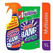 Multiusos 500 ml + Repuesto Quitagrasa 500 ml