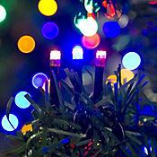 Luces X100 Mini Led Multicolor