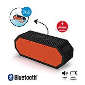 Parlante Bluetooth Sumergible de 10 Watts RMS Resistente al Agua