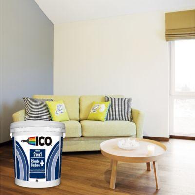 Pintura Para Interior Blanco Ico 4 1 Galones Homecenter Com Co