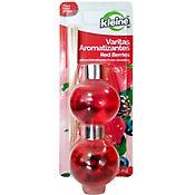 Ambientador Varitas Aromatizantes Red Berries 2 Und x 85 ml Cada uno