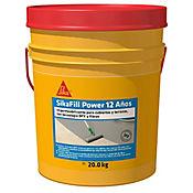 Sikafill Power 12 Rojo 20kg -5 gl