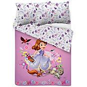 Comforter para Cama Sencilla 150 Hilos Princesita Sofía