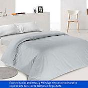 Duvet Basic Doble 210x230 cm Blanco Microfibra